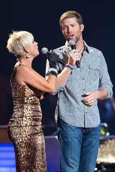 photo by SuzSezz Lorrie Morgan, Country Artists, Couple Photos, My Style, Couples, Hair, Couple Shots, Couple Photography, Couple