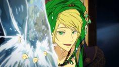 Lloyd; Anime version