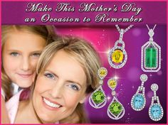 Mother's Day is just around the corner. Let us help you select the perfect gift that she will treasure forever.