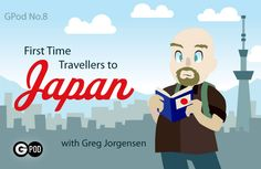 First Time Travellers To Japan