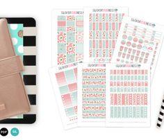 Full Planner Kit Shabby Chic