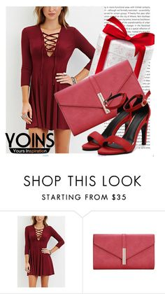 """yoins 11"" by merima-k ❤ liked on Polyvore featuring Oris, yoins, yoinscollection and loveyoins"