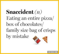 funny, eating, and snaccident image