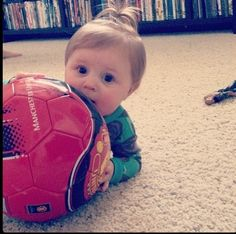 Copeland Quinn is one of the cutest babies I have ever seen :)