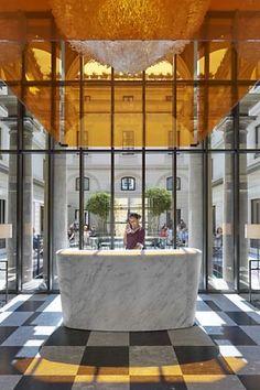 Milan Hotel Photo Gallery | Mandarin Oriental Hotel, Milan