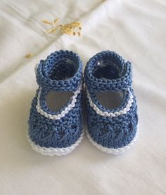 Knitting For Kids, Baby Knitting Patterns, Knitting Socks, Baby Booties, Baby Shoes, Sock Shoes, Shoe Boots, Crochet Baby, Knit Crochet