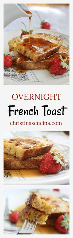 Overnight French Toast Recipe for a delicious breakfast with ease.