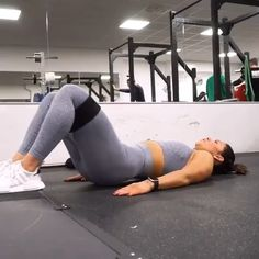 Glute bridges into upper pulse abductions - Fitness Inspiration Fitness Workouts, Fitness Motivation, Butt Workout, Fitness Goals, At Home Workouts, Fitness Tips, Fitness Check, Body Fitness, Health Fitness