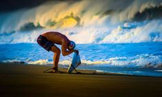 Coco Nogales, uno de los mejores surfistas de olas grandes en México, imprescindible personaje que ponte en alto Oaxaca y México en el Mundo.