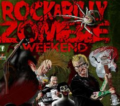 Rockabilly Zombie Weekend Movie Release on 10th Jan 2013, Director: Jaime Velez Soto, Producer: Jaime Velez Soto	, Language: English, Genere : Horror, Cast: J. LaRose, Christina Bach