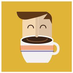 coffee makes me happy!