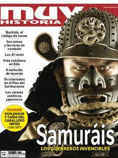 ¡Ya está aquí la nueva revista Muy Historia! En esta ocasión la dedicamos a los Samurais, ¡no te la pierdas!