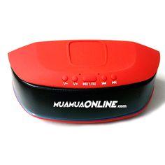 Loa nghe nhạc Bluetooth K81 Nhanh tay cùng mua hàng công nghệ giảm giá và các sản phẩm Loa nghe nhạc, Loa nghe nhạc giá rẻ với chất lượng tốt nhất - Loa nghe nhạc Bluetooth K81 giá rẻ khuyến mãi đến 33% cho sản phẩm trị Giá 550.000đ Giảm còn 369.000đ tại Biên hoà, Tphcm và giao hàng toàn quốc ngay hôm nay chỉ có tại MuaMuaOnline.com bạn nhé!