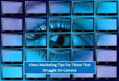 Video Marketing Tips For The Camera Shy! http://www.richardmatharoo.com/video-marketing-tips/