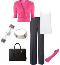 """Office Fashion"" by fisskan on Polyvore"