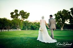Beautiful Shot by Leland Gebhardt for our Featured Wedding couple!