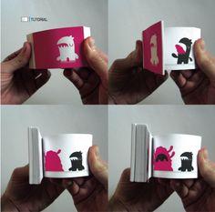 make a flip book