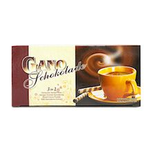 Gano Chocolate Chocolate, Tableware, Dinnerware, Schokolade, Dishes, Chocolates, Place Settings, Brown