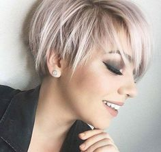 """Short Bob Haircuts 2017 """"Magnificent Short Hairstyles 2017 The post Short Hairstyles appeared first on ."""", """"We are almost at the end of the Fall season Cool Short Hairstyles, Short Bob Haircuts, Short Hair Styles, Pixie Hairstyles, Woman Hairstyles, Haircut Short, Gorgeous Hairstyles, Blonde Hairstyles, Girl Haircuts"""