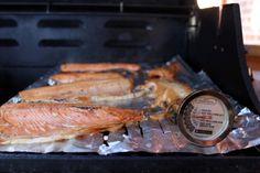 Smoked Trout Recipe