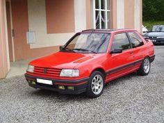 Peugeot 309 Sedans - 1992