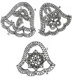 Bobbin Lace, Lace Collar, Xmas, Paper Pieced Patterns, Bobbin Lace Patterns, Stars, Christmas, Crafting, Bobbin Lacemaking