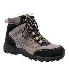 8d7c453b011e Drew Glacier Ankle Boots (FootSmart.com) Steel Toe Boots Women