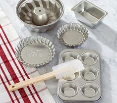 Metal Baking Set #PotteryBarnKids