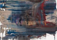 ABSTRACT PAINTING (894-7), 2005, 30×44 cm
