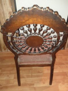 Antique Dining Chairs EBay | Antique Side/Dining Chair, Need Help To  Identify Style