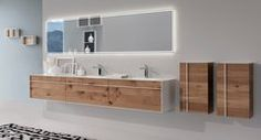 Stilvolle Badezimmermöbel aus der eleganten Linie state | talsee