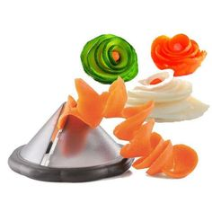 creative kitchen gadgets vegetable spiralizer slicer tool/ kitchen accessories cooking tools