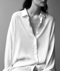 White shirt #white #shirt #inspiration
