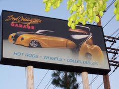 Boyd Coddington's in CA