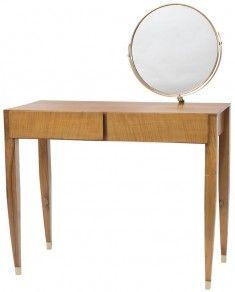 Gio Ponti - Casa d'Aste Blindarte. Auction. Asta. Design. Bid. Furniture. Mirror. Specchio. Fontana arte. Arte. Cassetti. Ottone.