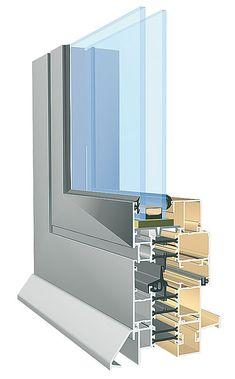 produkcja i sprzedaż stolarki okiennej z PCV i aluminium.