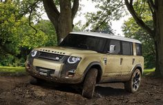 New Gen Land Rover Defender (coming 2015)