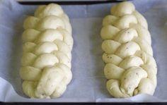 Finnish Recipes, Sweet Pastries, Garlic, Stuffed Mushrooms, Food And Drink, Potatoes, Baking, Vegetables, 3