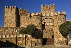 MONROY CASTLE, Spain
