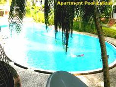 homestay apartment di langkawi with swimming pool di pekan kuah,pakej travel murah eylizar di langkawi.
