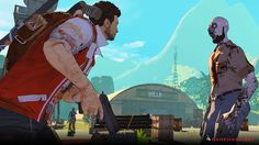 Escape Dead Island Gameplay Screenshot 1
