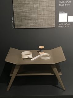 Frag for Sant'Agostino @Cersaie re(covered) coffee table / design Analogia Project   CREDIT Styling: Elisa Musso Courtesy of Sant'Agostino
