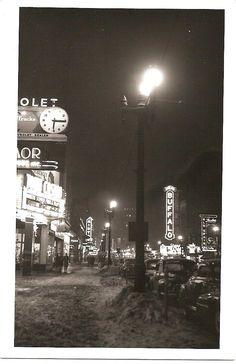 Main St., Buffalo, NY, 1960s; note the Town Casino.