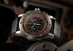 Ralph Lauren Automotive Chronograph Watch For SIHH 2015 Watch Releases