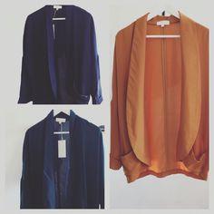 New collection dans la rubrique sélection de Mounia . Prête pour le printemps ?! On commande sur km-couture.com #pretaporter #veste #fashion