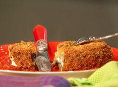 Mozzarella in Carrozza #Cheese #Whatsfordinner #Dinner