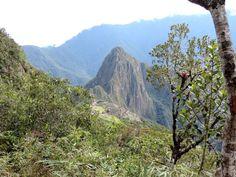 Trilha Montanha de Machu Picchu, Peru