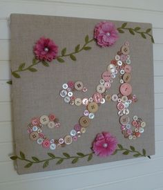 Button initial canvas