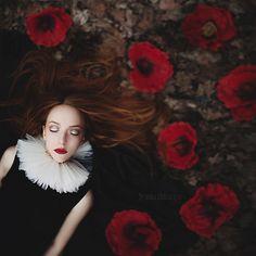 sleeping beauty |  anka zhuravleva