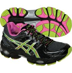 ASICS Women's GEL-Nimbus 14 Running Shoe - Fits all the criteria recommended by my podiatrist, and feel oh, so good!  Nevermind that the name sounds like a broomstick for Harry Potter, lol.